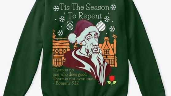 00032: Stylish Tis The Season - Repent