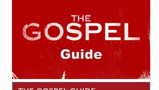 The Gospel Guide Book (English)