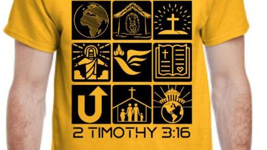 0009: Stylish Theology T-Shirt