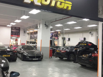 Latest job reference : KK Motor in To Kwa Wan