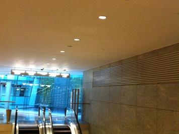 International Commerce Centre - LED Lighting Mock Up