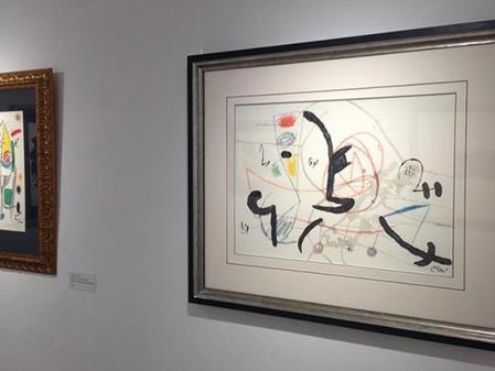 Picasso, Dalí y Miró en Mijas