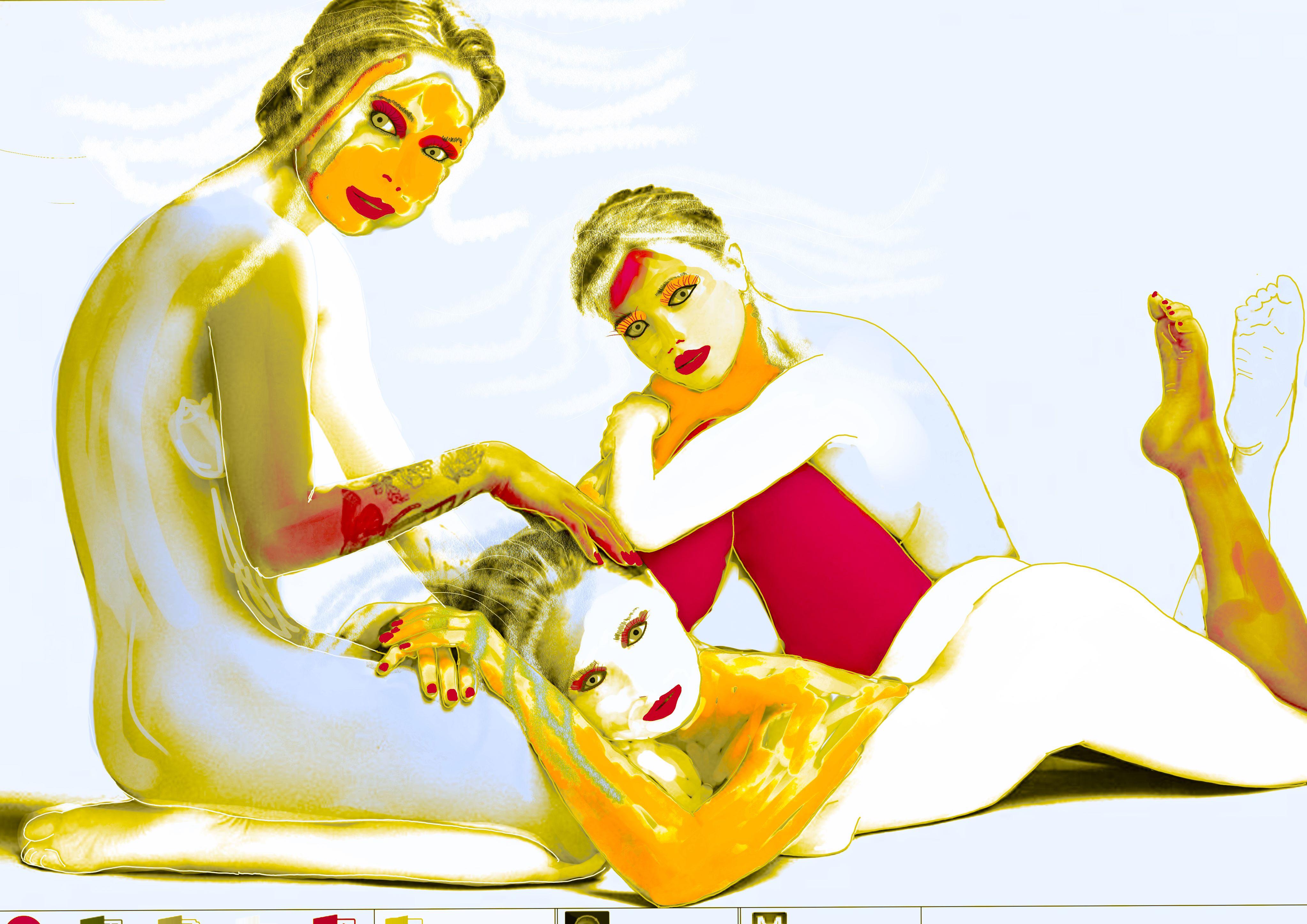 Trois beautées B1_2