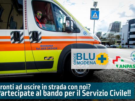 Bando Servizio Civile Universale 2021