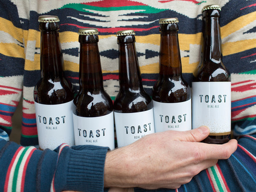 Toast Ale - The beer made with bread surplus!