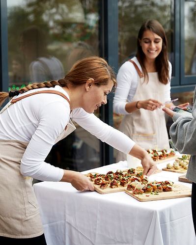 Elysia Catering | Canapes Event London