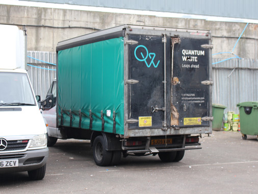 Quantum Waste - Our local sustainable recycling facility.