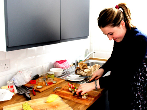 Chef Emily Roux & Elysia  - The food-waste recipe