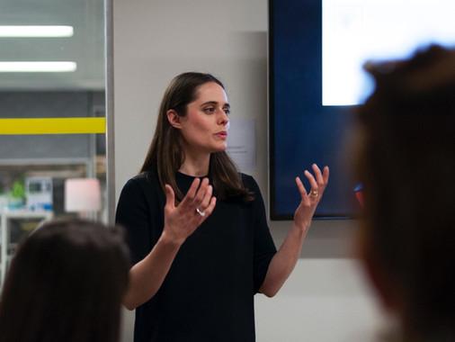 Emma Zangs - Choreographer and Public speaking coach