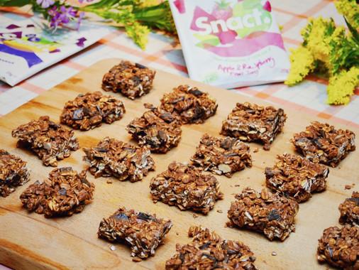 Recipe - Granola and Snact Chocolaty bites