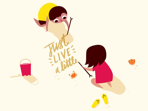 #TheProducer - Jill from Just Live a Little