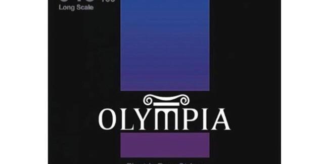 Set de Cuerdas para Bajo OLYMPIA