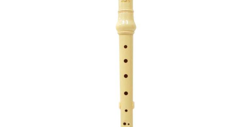 Flauta Dulce Soprano Aulos Digitación Alemana