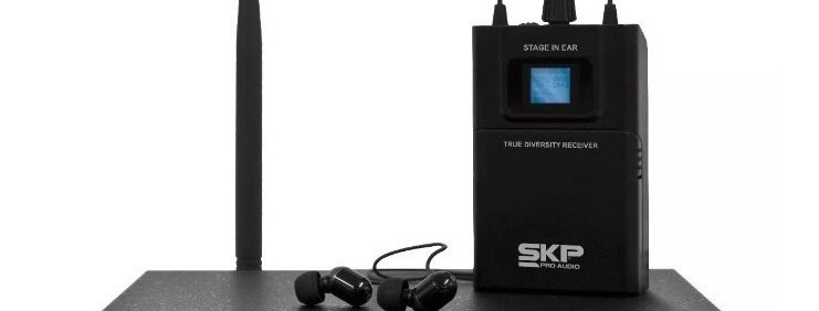 In-ear Monitor Stage  Profesional Skp