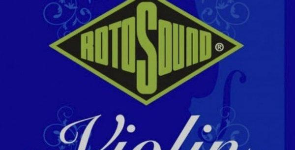 Set De Cuerdas Para Violín Rotosound Rs1000