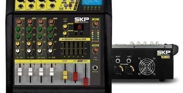 Consola Activa Skp Vz - 40 Ii