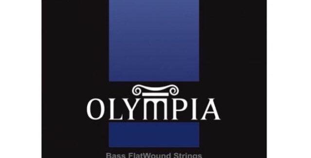 Set de Cuerdas para Bajo 4C OLYMPIA