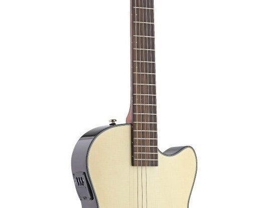 Guitarra Electro Acustica Angel Lopez EC3000CN