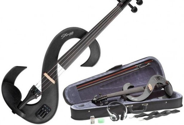 Violin Electrico Stagg 4/4