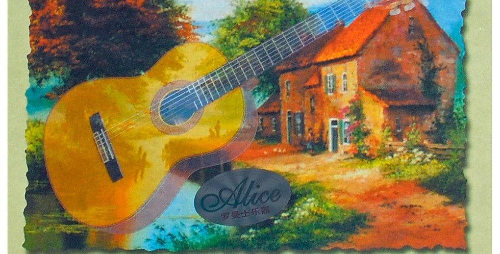 Encordado de Guitarra Clásica Alice A106