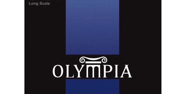 Cuerdas para Bajo 5C OLYMPIA