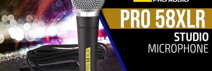Micrófono SKP PRO 58 XLR