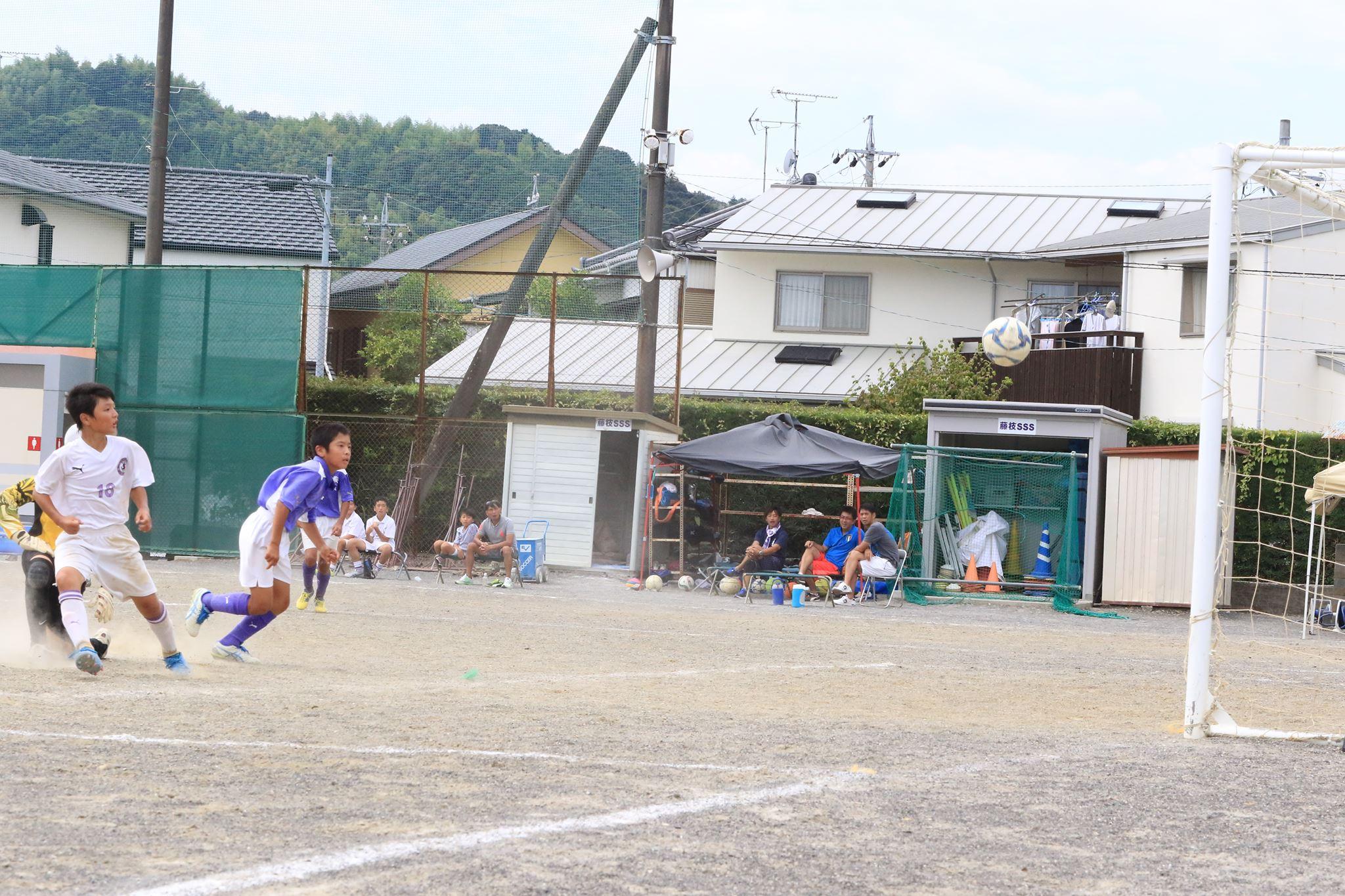 2016全日少藤枝予選vs藤枝18