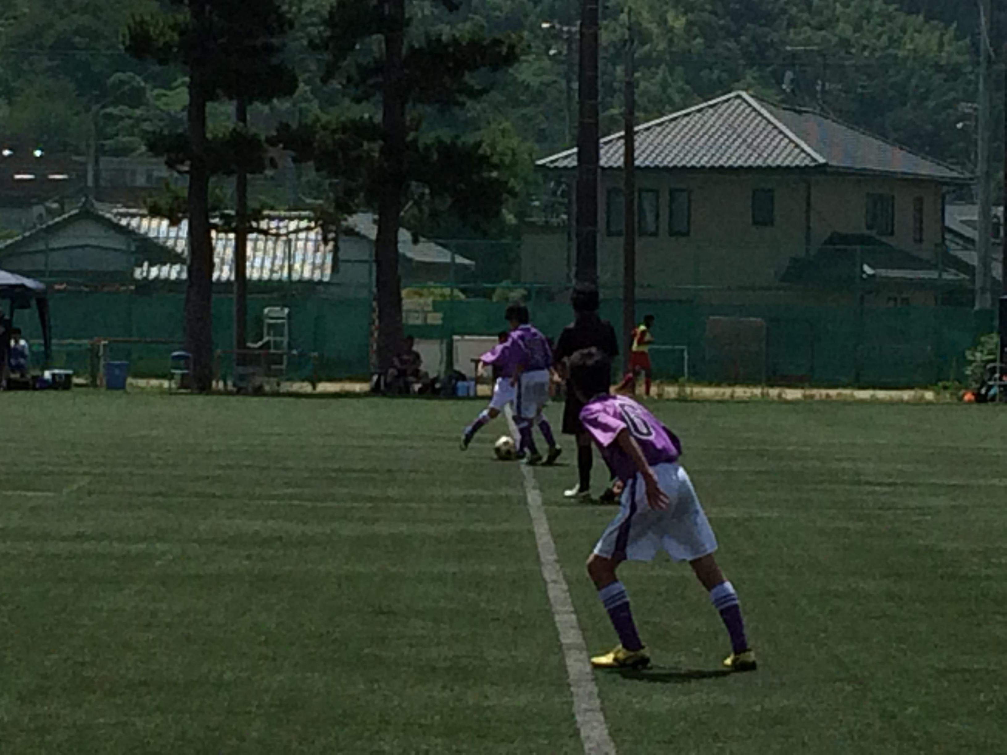 U−13サッカーリーグ2015第2節vsHONDA