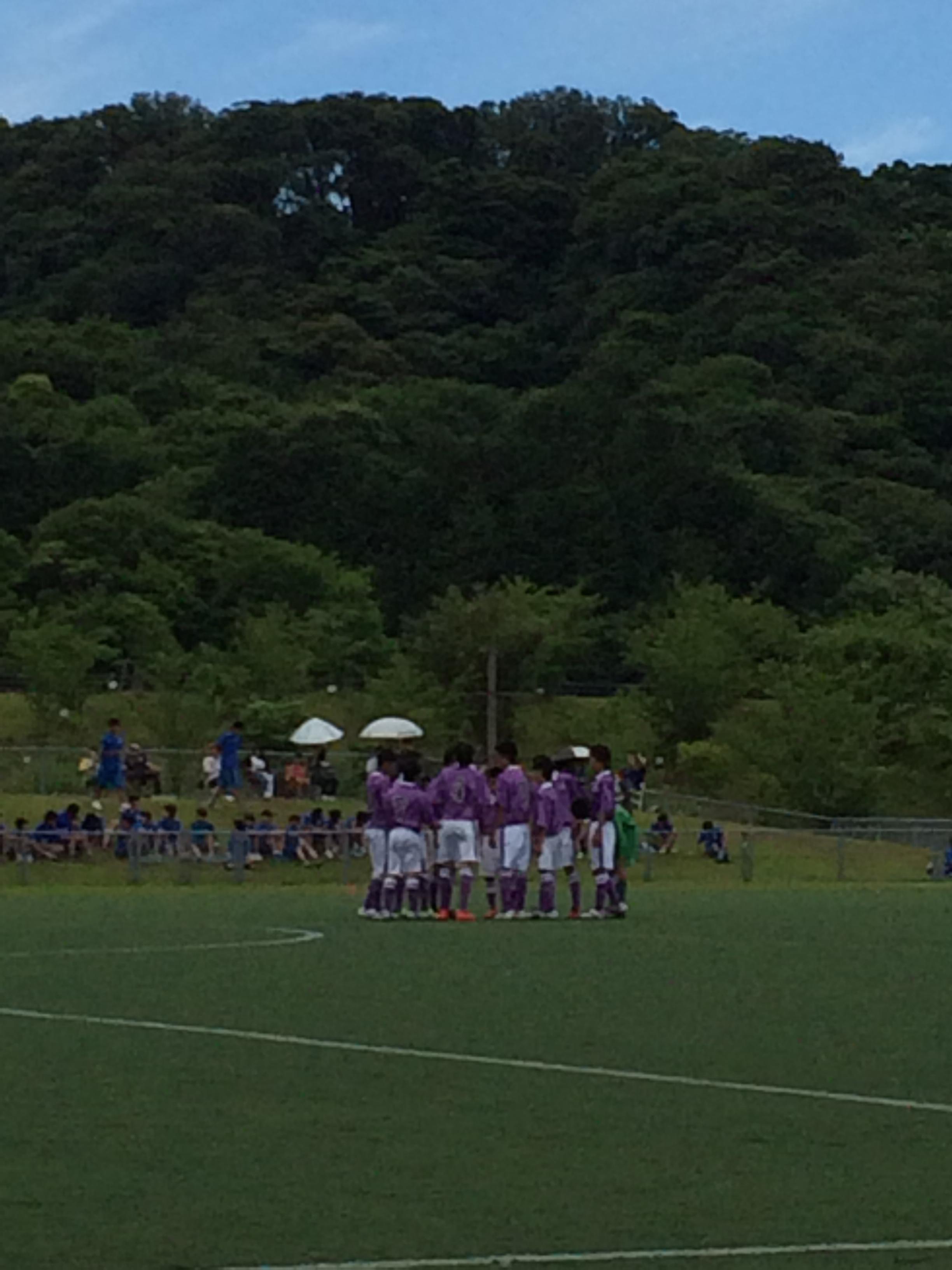 U-15クラブユース県大会