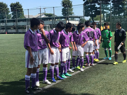 20180521U15クラブユース2次vsフォンテ静岡