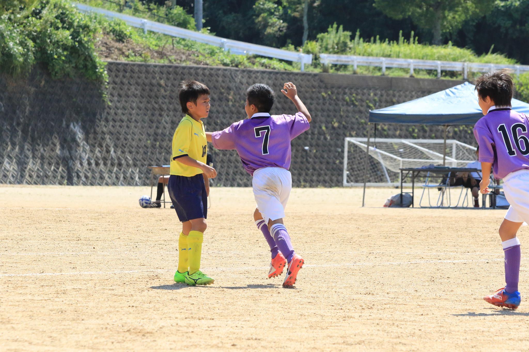 2016U10しんきんカップ中西部予選