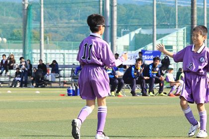 2016U10しんきんカップ県大会vsフォルミーガ09