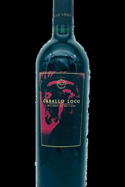 Caballo Loco GRAND CRU - No. 17 - 14,5% - 750ml, erhältlich bei VINOS LATINOS