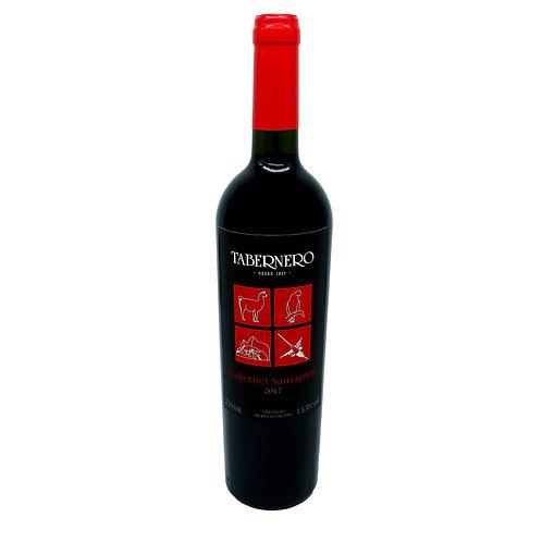 TABERNERO Cabernet Sauvignon - 13,5% - 750ml - 2017, Vorderansicht, erhältlich bei VINOS LATINOS