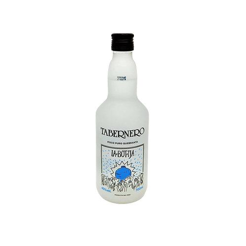 Pisco Tabernero Quebranta - 40% - 700ml, Vorderansicht, erhältlich bei VINOS LATINOS