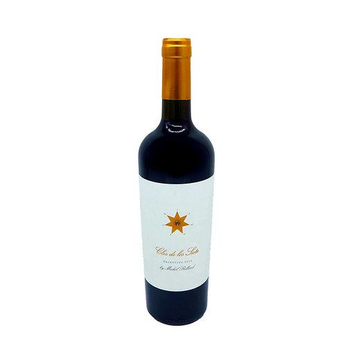 Clos De Los Siete - I.P. Mendoza - Bodegas Monteviejo - 14,5% - 750ml - 2016, Vorderansicht, erhältlich bei VINOS LATINOS