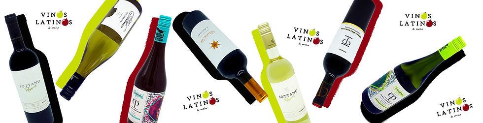 Weine aus Südamerika, erhältlich bei VINOS LATINOS
