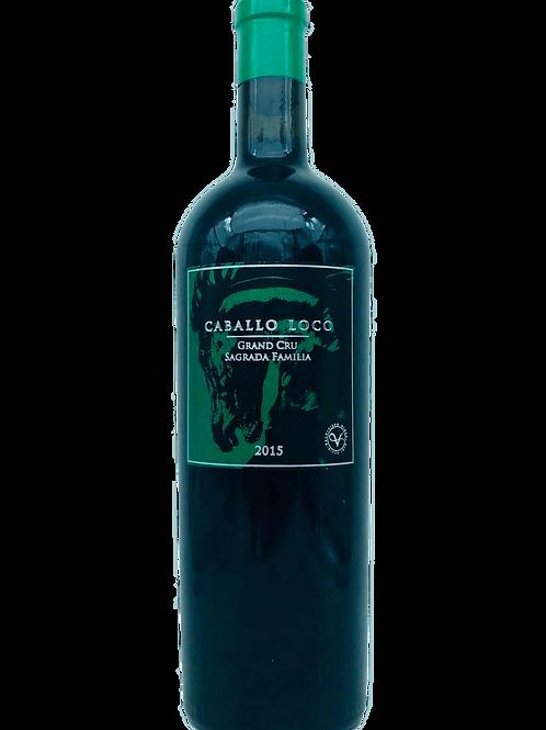Caballo Loco GRAND CRU - Sagrada Familia -  14% - 750ml, erhältlich bei VINOS LATINOS