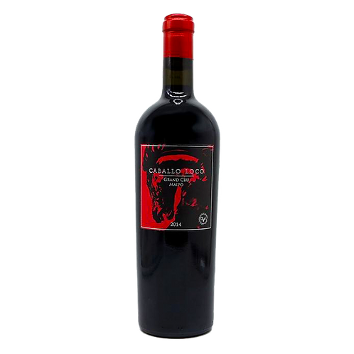 Caballo Loco GRAND CRU - Maipo Cuvée -  14,5% - 750ml