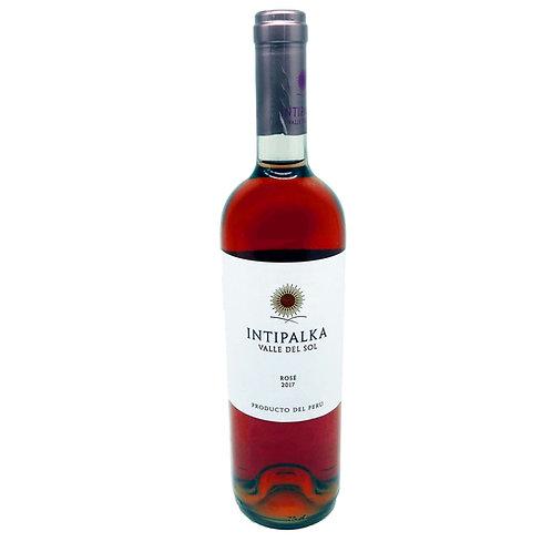 INTIPALKA Syrah Rosé - 12,5% - 750ml - 2017, Vorderansicht, erhältlich bei VINOS LATINOS