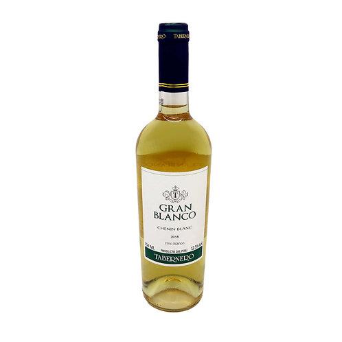 TABERNERO Gran Blanco - Chenin Blanc - 12,5% - 750ml - 2016, Vorderansicht, erhältlich bei VINOS LATINOS