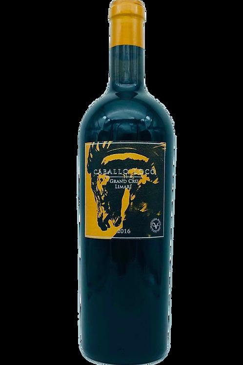 Caballo Loco GRAND CRU - Limarí Syrah Barrique -  15% - 750ml, Vorderansicht, erhältlich bei VINOS LATINOS