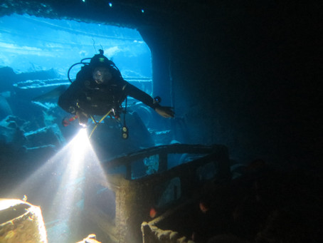 Egypt – Northern Wrecks and Reefs – February 2019