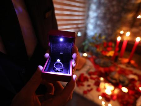 Sürpriz Evlenme Teklifi Nasıl Yapılır?