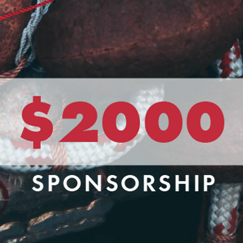 $2000Sponsorship