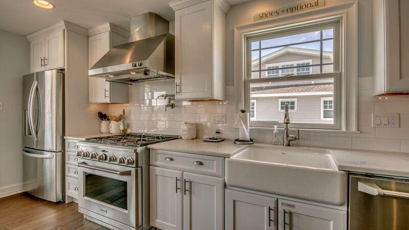 Gourmet kitchen.  Avalon, NJ