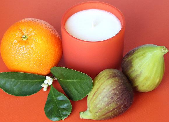 100% Soy Candle - Orange Blossom & Fig