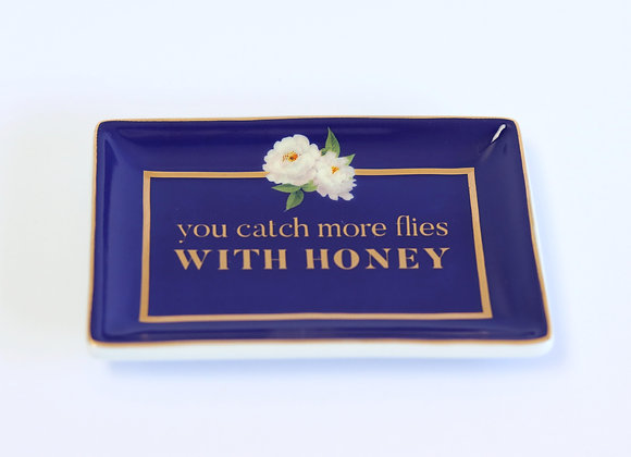 'catch more flies' tray