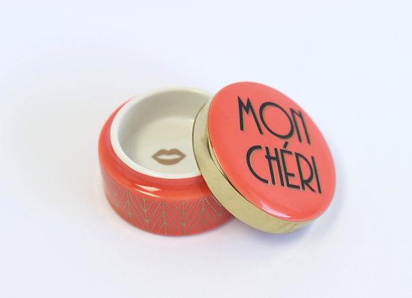 'mon cheri' box