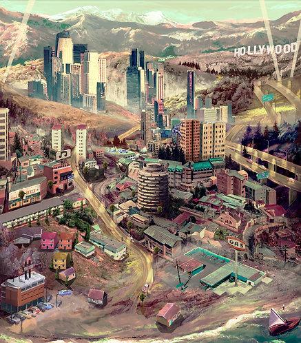 Illunis Technicolor Poster